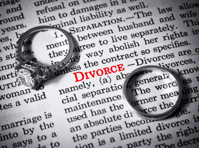 divorce financial analysis