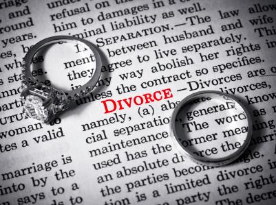 divorce financial analysis